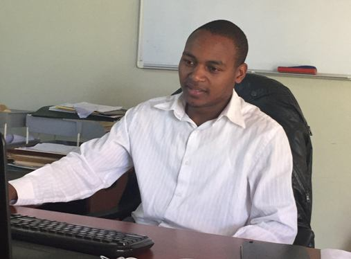 Jean-Jacques Ndayisenga is the operations manager at Rwanda Trading Company.